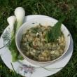 Zucchini pastе with dill and fresh onion